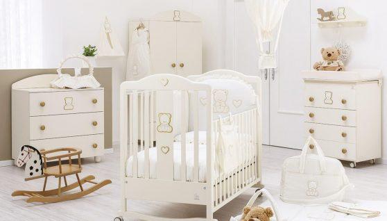 детская кроватка italbaby
